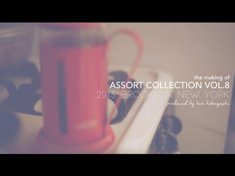 [美容室動画ASSORT] ASSORT COLLECTION VOL8 the making - part 1