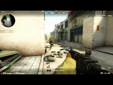 CS:GO - Gameplay Comentado - Nunca d a Cara