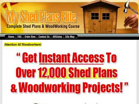 NEW: Best My Shed Plans Review My Shed Plans pdf Diy Shed Plans Truth Revealed