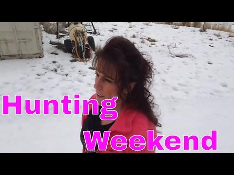 ~Mini Hunting Get Away With Linda's Pantry ~