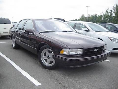 1996 Chevrolet Impala SS Start Up. Engine. and In Depth Tour