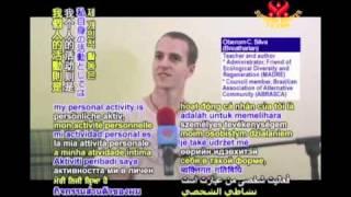 Oberom (1) - Breatharianism - Supreme Master TV