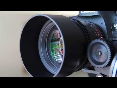 Rokinon 85mm t/1.5 Cine Lens Review