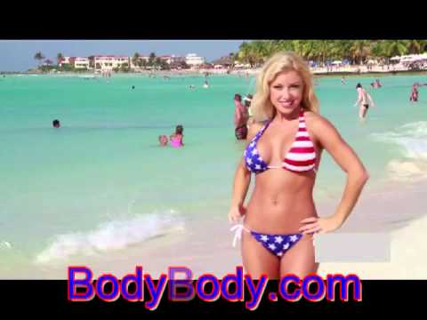 Miss American Pie   Stars and Stripes Bikini