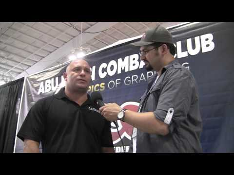 UFC: Matt Serra Discusses UFC, Grappling and Coaching at the World MMA Expo Image 1