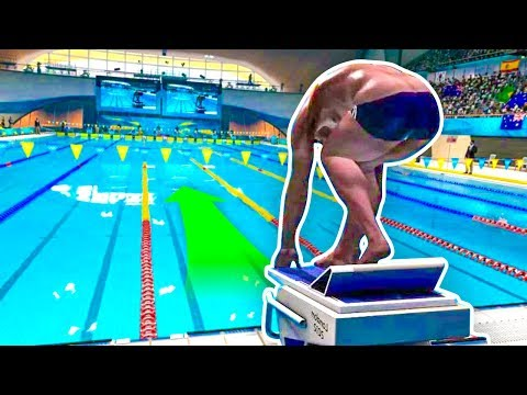 WHY ARE WE DROWNING! - London 2012 Olympics