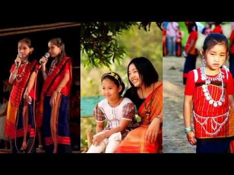 Chakma Song - No Chang Jebar (opi Karim) video