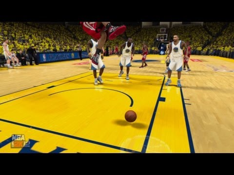 NBA 2K12 My Player Playoffs CFG4 - Overtime