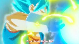 Vegetto Blue Final Kame Hame Ha