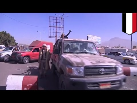 Yemen Attack: Apparent Coup In Sana'a As Rebels Take Presidential Palace video