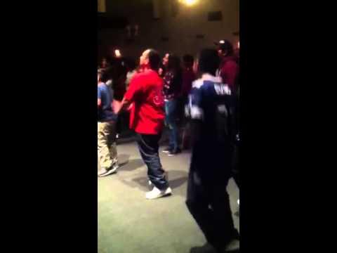 Youth night alcance victoria Las Vegas