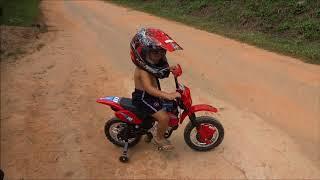 TTR 125, Mini Moto ProTork TR100F, CRF230 e Mini Moto Elétrica - Tebas MG