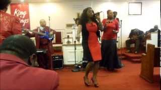 Jesus Will Pick You Up sung by Deneen and ANew Praiz