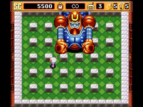 Super Bomberman 2 - Super Bomberman 2 (SNES) - Vizzed.com Play - User video