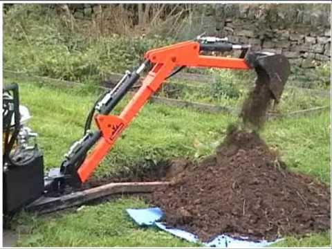 MY homemade digger
