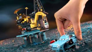 Lego Cars commercial - Maters Tire Rescue, 2011 HD