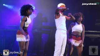 Patoranking Smade Afrofest 2016 Concert Performance