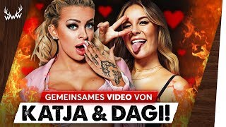 WTF: Katja & Dagi drehen Video! • Shirin David: SINGLE! | #WWW