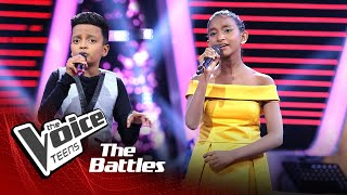 The Battles : Sonal Dilmith V Thewni Guruge | Ambili Mame | The Voice Teen Sri Lanka