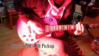 download lagu Ephiphone Studio Pickup  Vs  Duncan Sh-4 Jb gratis