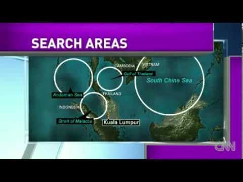 Malaysian Missing MH Plane MH 370 Diverted to Andaman Islands