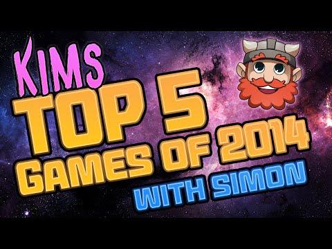 Yogscast Simon's Top 5 Games of 2014!
