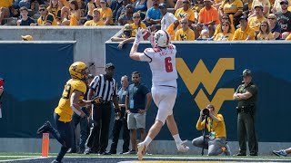 2019.09.14 NC State Wolfpack at West Virginia Mountaineers Football