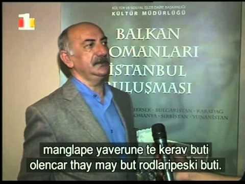 RTK/YEKHIPE - Balkan Romanlari Istanbul Bulusmasi