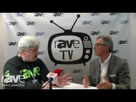 InfoComm 2016: Joel Rollins Interviews ViewSonic's Director of Product Marketing Gene Ornstead