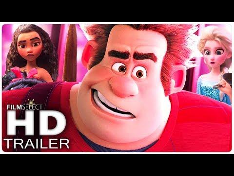 WRECK IT RALPH 2 Trailer 2 (2018)   trailer
