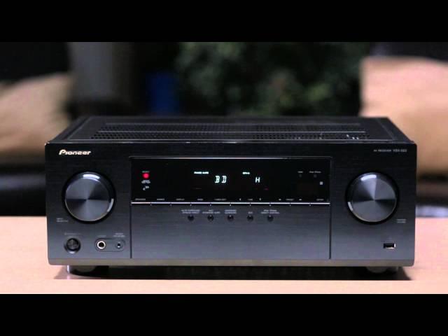 Pioneer VSX-523