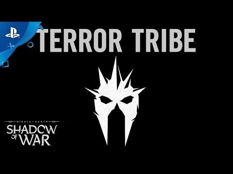 Middle-earth: Shadow of War - Terror Tribe Trailer | PS4