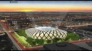 World Cup Brazil 2014 - Manaus / Amazonas