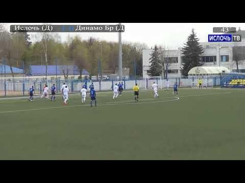 Оригинальный розыгрыш углового и гол Ильи Дмитрука в ворота «Динамо-Брест»