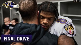 Proof That John Harbaugh Is Having a Blast | Ravens Final Drive