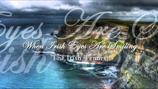 The Irish Tenors John Mcdermott Anthony Kearns And Ronan Tynan When Irish Eyes Are Smiling