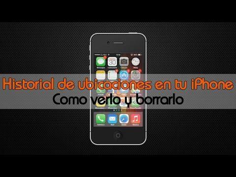 Historial de ubicaciones en tu iPhone - Como Verlo y Borrarlo