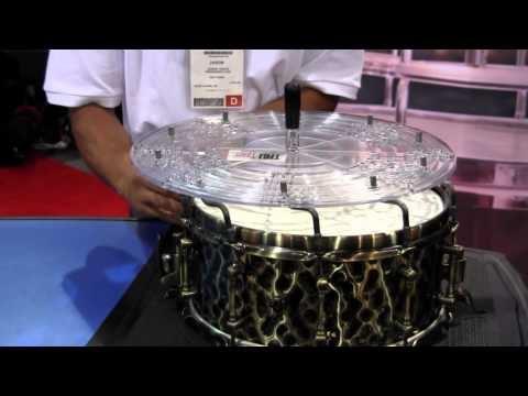 Hyson Music presents an Introduction to the TruTuner - Rapid drum tuning tool - Summer NAMM 2012