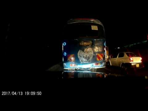 Ring Road Ngara Thieves Caught on Dash Cam