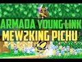 Armada Young Link vs Mew2King Pichu - Friendlies BO5