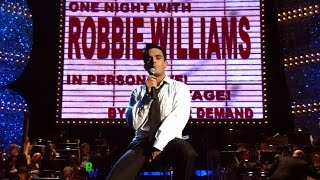 Robbie Williams Live At The Royal Albert Hall 2001