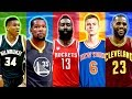 BEST NBA PLAYER FROM EACH TEAM