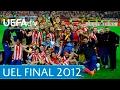 2012 UEFA Europa League Final Highlights   Atlético Athletic Bilbao