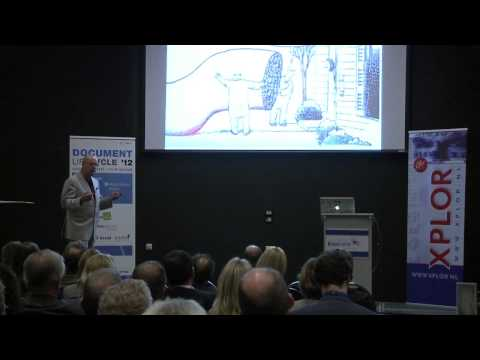 DocumentLifeCycle 2012: Vincent Everts