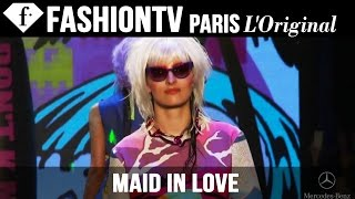 Maid in Love Spring/Summer 2015 | Mercedes-Benz Fashion Week Istanbul | FashionTV