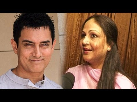 Rati Agnihotri praises Aamir Khan for helping her son