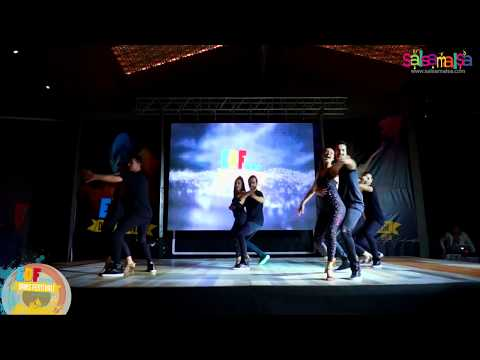 One Dance Bachata Team Dance Performance | EDF-2018
