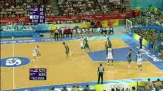 USA vs Australia - Men's Basketball - Beijing 2008 Summer Olympic Games
