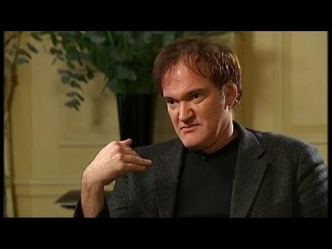 Quentin Tarantino Angry Interview Reaction
