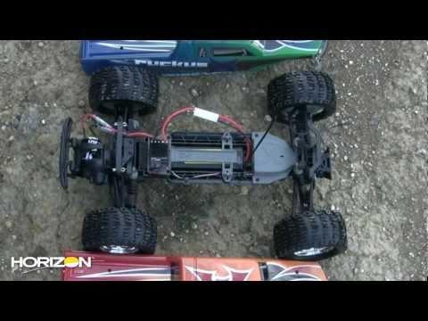 HorizonHobby.com Review - Electrix RC Ruckus 2WD Monster Truck